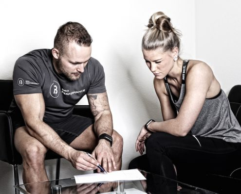 Personal Trainer Schaan